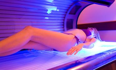 There are more tanning facilities in Florida than McDonald's.