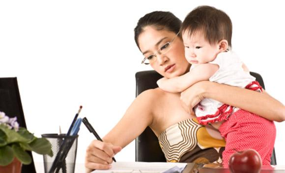 Working mothers are now the primary breadwinners in a record 40 percent of U.S. households with children.