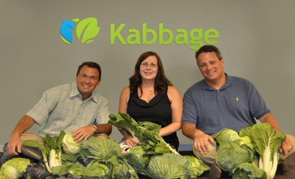 Kabbage founder and CEO Rob Frohwein, right, spoke about his company's new financing model at a Capital Access Summit hosted by the Treasury Department and the SBA.