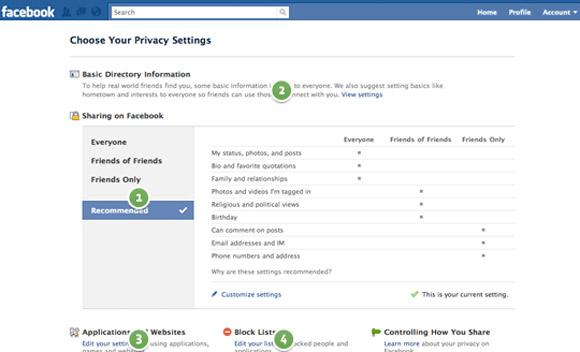 """A new study by Carnegie Mellon has found that Facebook users likely have increased the amount of information disclosed to both Facebook friends and """"silent listeners."""""""
