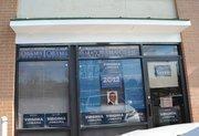 Obama's campaign headquarters in Leesburg.