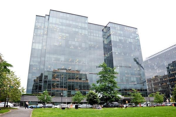 British law firm Allen & Overy LLP has signed a letter of intent to relocate to 1101 New York Ave. NW.