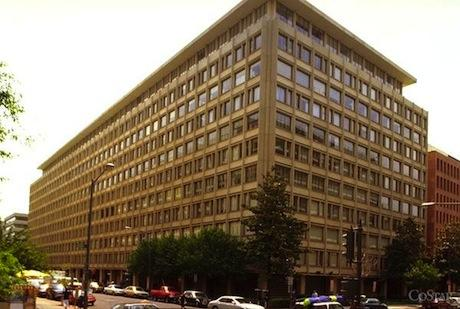The World Bank has renewed its lease for the top two floors of 1800 G St. NW.