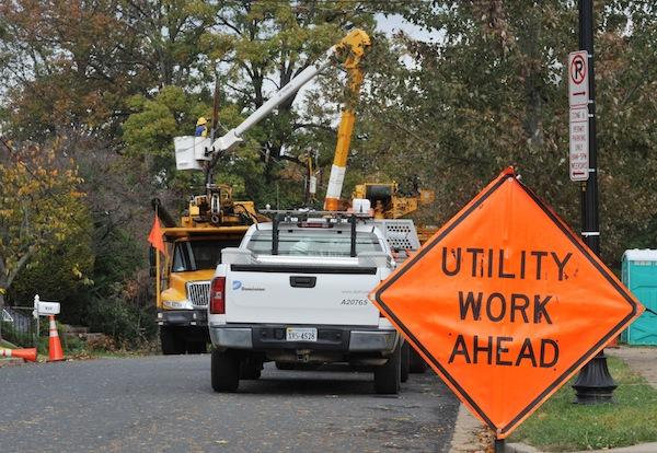 Utilities in the D.C. region could take a short-term hit from the federal shutdown, as the General Services Administration is warning it might not be able to pay its bills beyond Sept. 30.