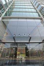 Boston Properties' mixed-use property at 2200 Pennsylvania Ave. sits on the the site of the old George Washington University Hospital know as Square 54.