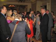 Forget robocalls. If you want to really reach voters, get them through  their tastebuds. That's what more than 60 area chefs did as part of the  Human Rights Campaign's Chefs for Equality, held Oct. 24 at The  Ritz-Carlton. NBC 4's Eun Yang interviews Maryland Gov. Martin O'Malley at the event.