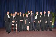The D.C. Building Industry Association's 28th Annual Building Industry Achievement Awards Dinner was held on May 10. Awardees with D.C. Mayor Vincent Gray and all DCBIA past presidents.