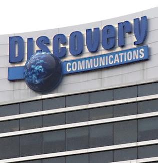 Silver Spring-based Discovery Communications Inc. saw an increase in  revenue on strong advertising gains at home and abroad.