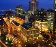 No. 7: Boston, Mass.Women's median salary: $50,020Women's income as a  percentage of men's: 77 percent