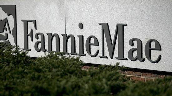 Fannie Mae and Freddie Mac, which were taken over by the federal government during the financial crisis, would be wound down over five years under House legislation.