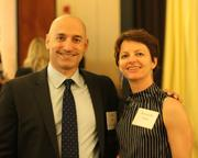 "The Children's Law Center drew a crowd of more than 400 to the Kennedy  Center's Rooftop Terrace for its annual ""Helping Children Soar"" benefit,  including CGI's Joe Figini, who co-chaired last year's benefit, and author Amanda Ripley."