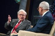 A Buffett buffetSo, you may or may not have heard, but the Oracle of Omaha himself was in town June 5. The occassion was the 25th anniversary of The Economic Club of Washington, D.C., and Warren Buffett of Berkshire Hathaway, left, sat down for a Q&A with David Rubenstein of The Carlyle Group at the Marriott Wardman Park.