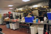 The nonprofit rebuilt the north wall of the kitchen, fixed a leaky ceiling and updated equipment thanks to funding as well as donations of labor and materials.