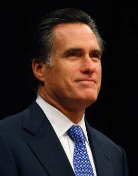 Mitt Romney is visiting Mesa Feb. 13.