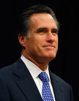 Mitt Romney has surged ahead of Rick Santorum in a new poll of Ohio voters on Monday, the day before the state holds its GOP contest as part of Super Tuesday set of primaries.