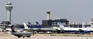 Chicago officials are worried about American Airlines continuing to participate in the runway expansion project at O'Hare International Airport.