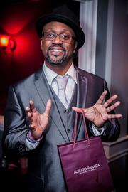 Seth McClelland and Niko Papademetriou celebrated the three-year  anniversity of their Dupont Circle restaurant One Lounge on Dec. 6.  Guests came bearing more than 300 holiday toys to be donated to the  Washington Children's Hospital. Comedy legend Tony Woods attended.