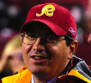 3. The Washington Redskins and unpopular owner Daniel Snyder are third in value at $1.6 billion.