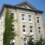 Akridge and Argos picked to redevelop Stevens School