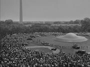 "Question: Where does the alien spacecraft land in the ""The Day the Earth Stood Still,"" the 1951 sci-fi and special effects classic?"