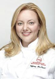 Outstanding Pastry Chef: Tiffany MacIsaac, Birch & Barley, D.C.