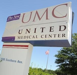 United Medical Center will not renew its contract with current CEO Frank DeLisi.