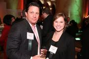 Mikah Sellers and Amy English represented Levick at the Washington Business Journal's Book of Lists celebration.