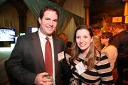 Mike Coyle and Tracey Lawhon represented Bognet Construction at the Washington Business Journal's Book of Lists celebration.