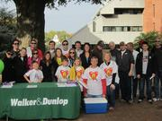 Willy Walker and members of the Walker & Dunlop team joined together on Oct. 20 to sponsor Woodley House Inc. and Georgetown Ministries for their Fannie Mae Help the Homeless Walk.