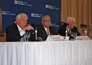 The Fairfax Chamber took its members to the Hill (by way of Westwood Country Club in Vienna) July 19 when it hosted a bipartisan Congressional Roundtable, featuring Rep. Gerry Connolly, Rep. Frank Wolf and Rep. Jim Moran.