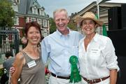 Freshfarm Markets celebrated 15 years of growing its producer-only fresh  markets with a July 15 birthday party in Dupont Circle. Helping to blow  out the candles were Freshfarm Markets co-founders and co-executive  directors Bernie Prince and Ann Yonkers, with D.C. Councilmember Jack  Evans.See more photos from the Aug. 3, 2012 edition of The Back Page Extra.