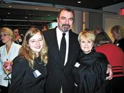 Magnum helps memorial: Success in the City's Cynthia de Lorenzi found herself in the presence of the Great Mustached One himself, Tom Selleck, who was at the Newseum Feb. 2 to announce he's the new spokesperson for the Vietnam Memorial Fund.