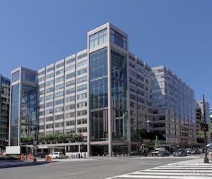 The American Bar Association has leased 61,000 square feet at Washington Square and plans to move its headquarters to the building at 1050 Connecticut Ave. NW in June 2013.
