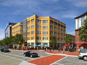 CRDF Global has signed on as Skanska USA Commercial Development's second tenant at 1776 Wilson Blvd. in Rosslyn.