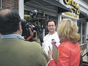President Obama had a hankering for some burgers in 2009 and, specifically, Ray's Hell Burger in Rosslyn. Owner Michael Landrum fielded plenty of media attention after POTUS' visit.