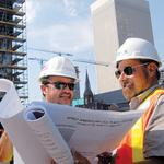 Construction jobs rise in Northern Virginia