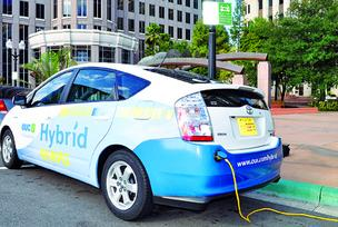Car recharging stations at Capitol complex nixed by GAO