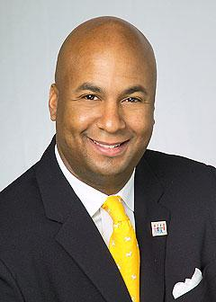 D.C. Councilman Michael A. Brown