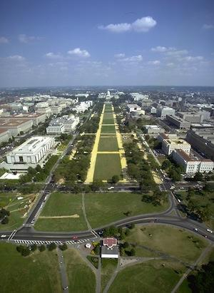 The National Mall could have been more crowded had Congress acted on a slate of bills proposed last session.
