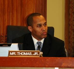 "D.C. Councilman Harry ""Tommy"" Thomas, D-Ward 5, will chair the economic development committee."