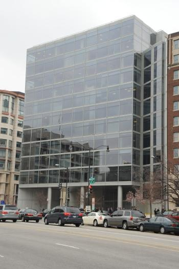 Paramount Group Inc. has paid $158 million for 2099 Pennsylvania Ave. NW.