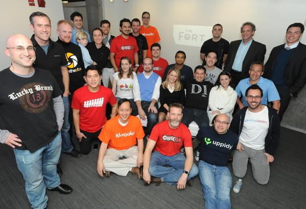 Part of the inaugural class of 'Fort' startups