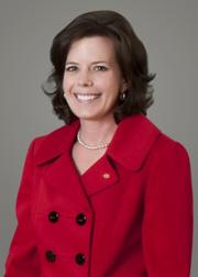 Alice Frazier, chief operating officer of Cardinal Bank.