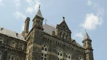 Georgetown University is now the District's largest employer.