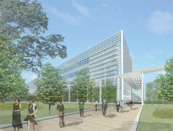 National Capital Planning Commission Executive Director Marcel Acosta has approved plans for a $300 million intelligence campus being developed in Bethesda