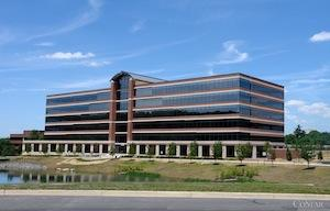 Lafarge plans to move this fall from Two Reston Crescent to new offices in Chicago.