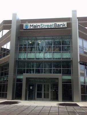 MainStreet Bank's $6.5 million new Fairfax headquarters