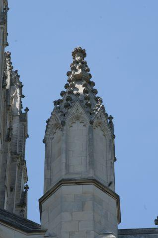 The Washington National Cathedral will announce on Thursday that it has received a $5 million donation form the Lilly Endowment for earthquake repairs.