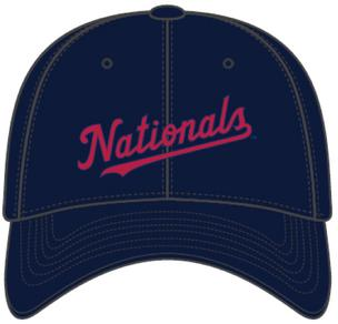 "PNC Bank is giving away limited edition Washington Nationals ""October Natitude"" baseball caps to anyone who comes into a branch to talk about their financial goals."