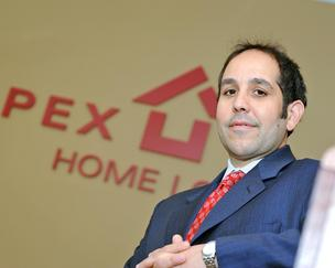 Craig Strent, CEO of Apex Home Loans Inc.